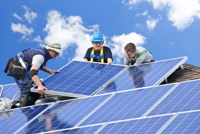 Florida State-certified Solar Contractor